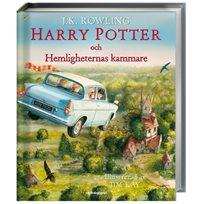 Harry Potter och hemligheternas kammare, illustrerad