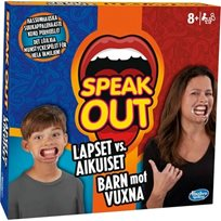 Speak Out - barn mot vuxna