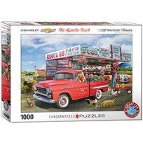 1959 Chevrolet Apache-Giordano, 1000 Bitar