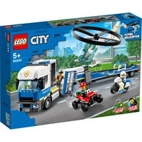City - Polishelikoptertransport