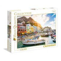 Pussel, Capri, 1500 Bitar