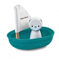 Sailing Boat Polar Bear