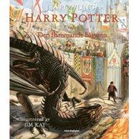 Harry Potter Och Den Flammande Bägaren, Illustrerad