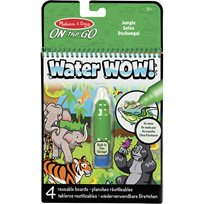 Water Wow, Jungle
