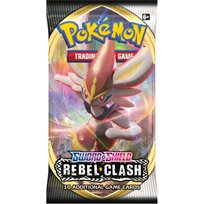 Pokemon Trading Game - Sword & Shield Rebel Clash