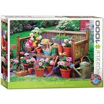 Garden Bench, 1000 Bitar