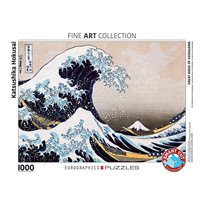 The Great Wave Of Kanagawa, 1000 Bitar