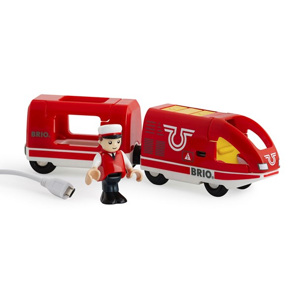 Travel Rechargeable Train Usb