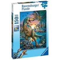 Pussel 150 bitar, prehistoric giant