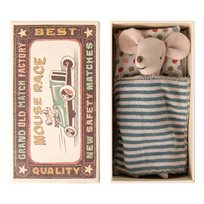 Big brother mouse in match box
