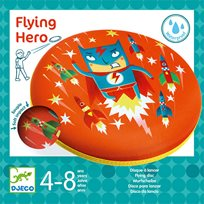 Flying hero