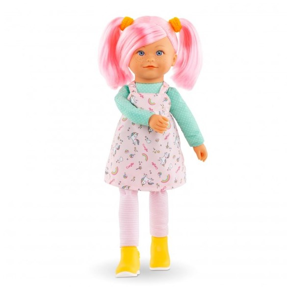 Rainbow doll, Praline