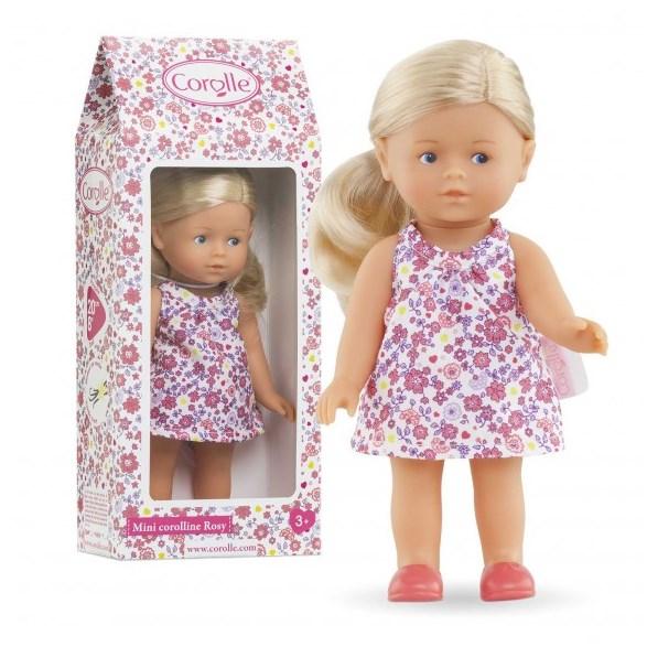 Mini Corolline, Rosy blonde