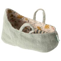 Carry cot MY, dusty green