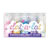 Dot-a-lot craft paint - pearlescent