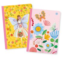 Little notebook Rose, 2-p