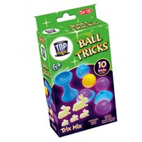 Trix mix boll, 10 tricks