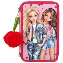 Topmodel Trippelpennfodral Cherry Bomb