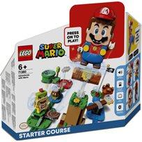 Super Mario - äventyr med Mario – startbana